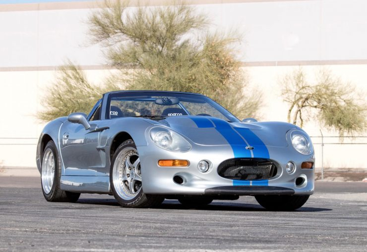 Shelby Series 1 Car