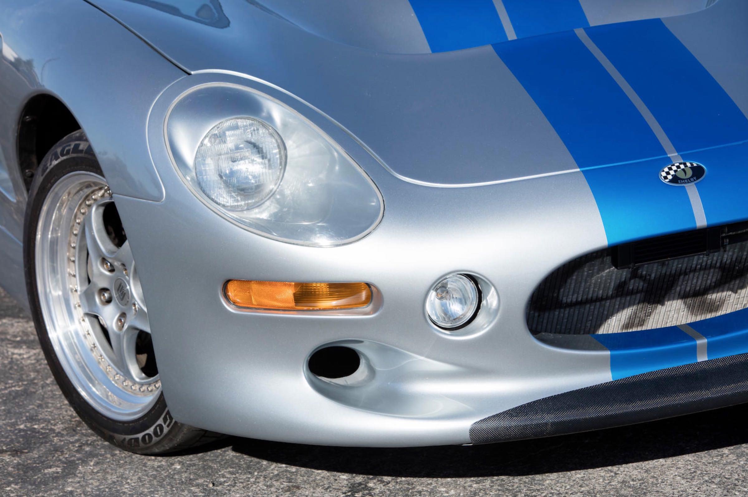 Shelby Series 1 Headlight