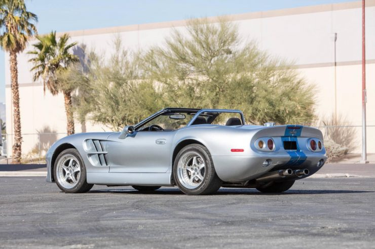 Shelby Series 1 Rear Side