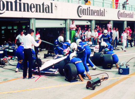 The History of the Pit Stop An Interview With Gordon Murray