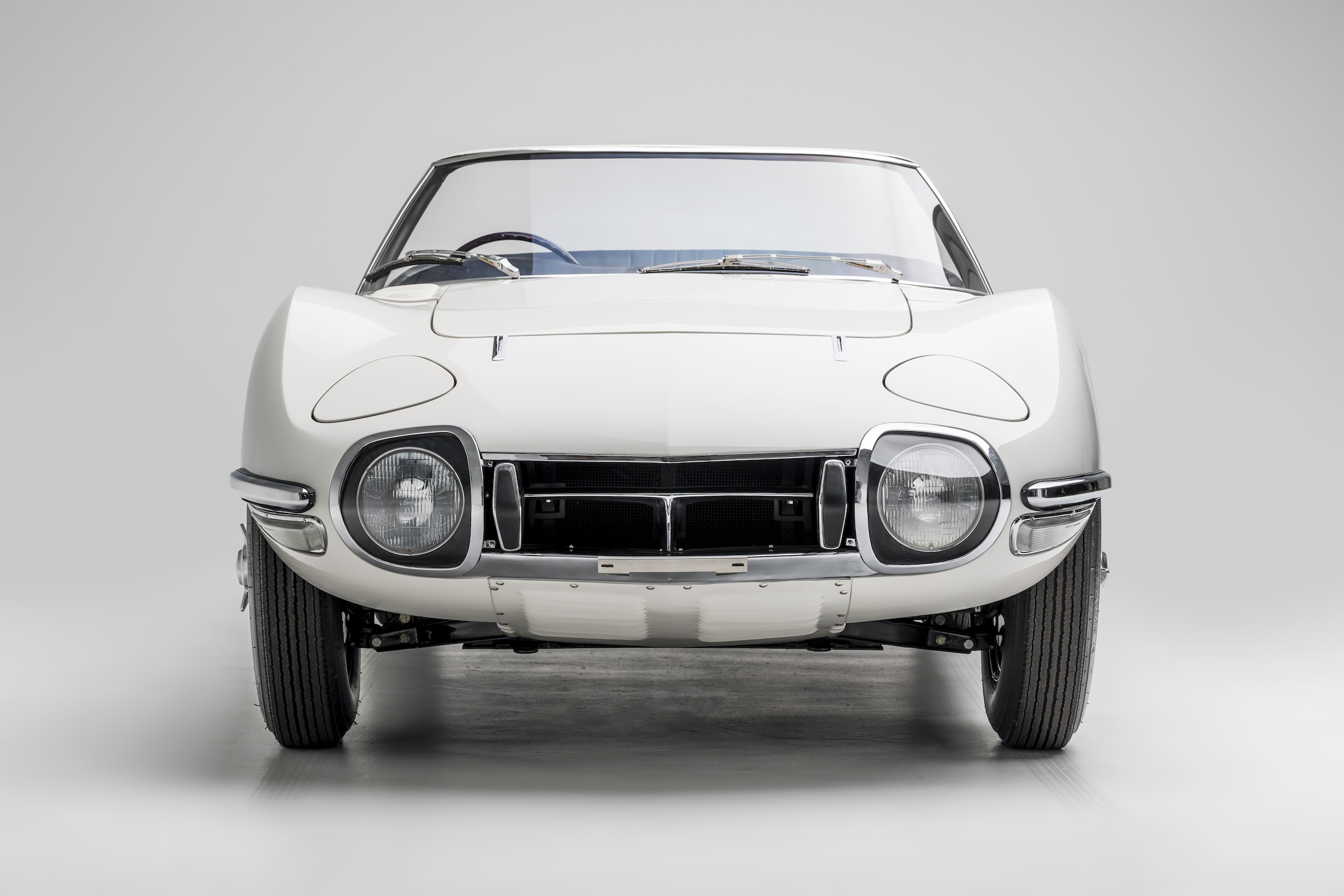 The Toyota 2000gt Roadster From James Bond S You Only Live