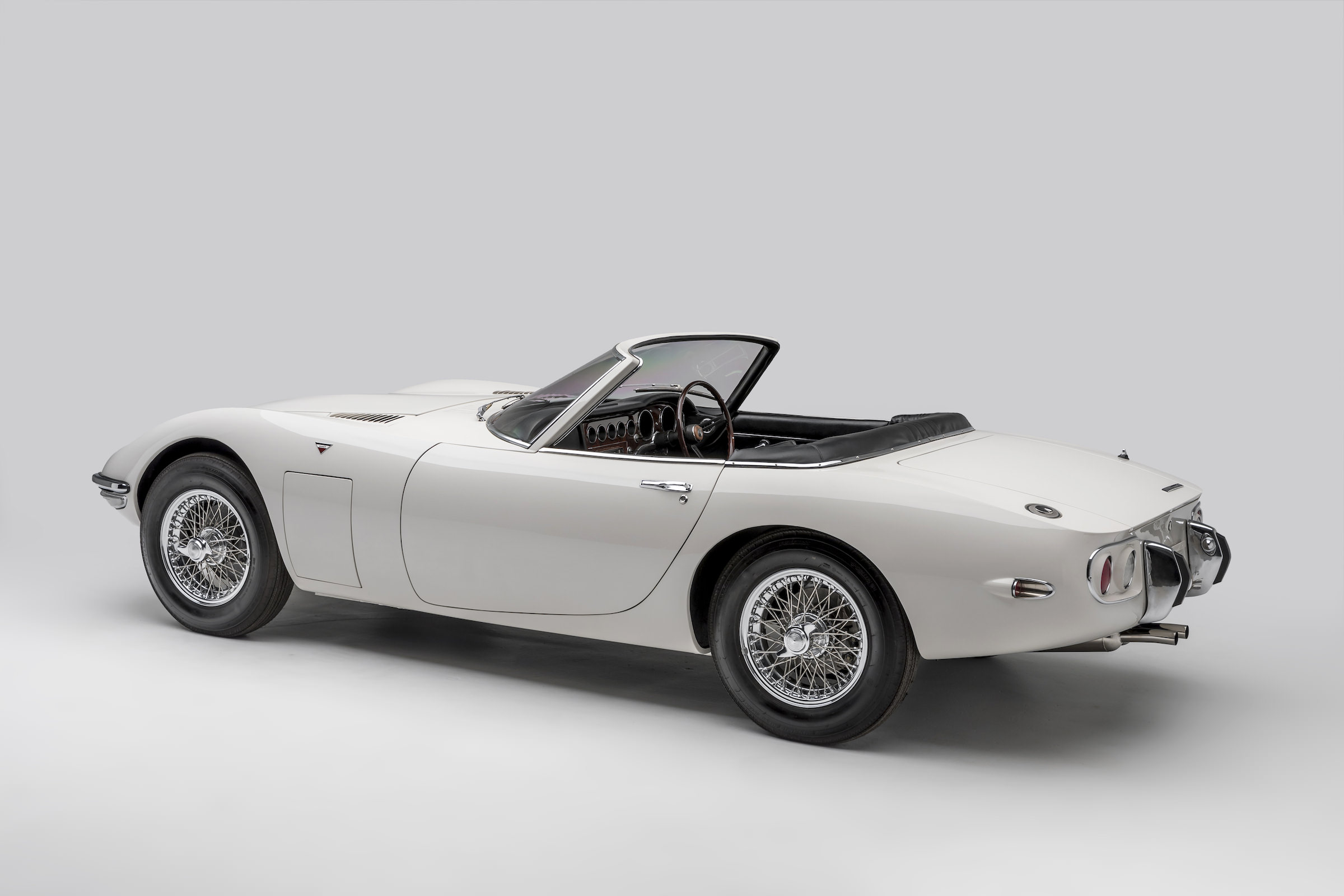 The Toyota 2000GT Roadster From James Bond's You Only Live ...