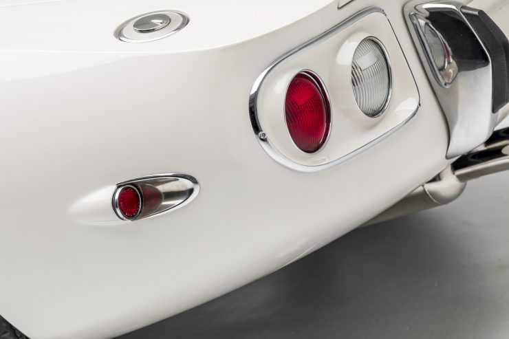 Toyota 2000GT Convertible Tailight