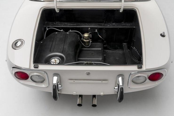 Toyota 2000GT Convertible Trunk