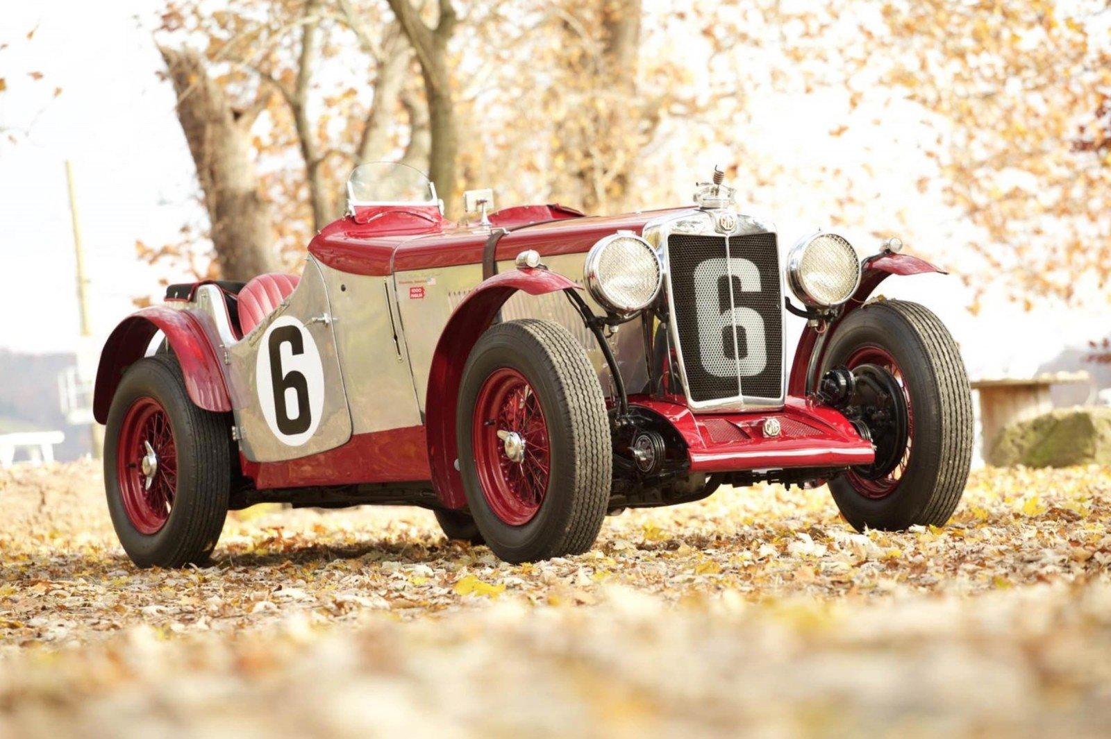 MG Cars Documentary