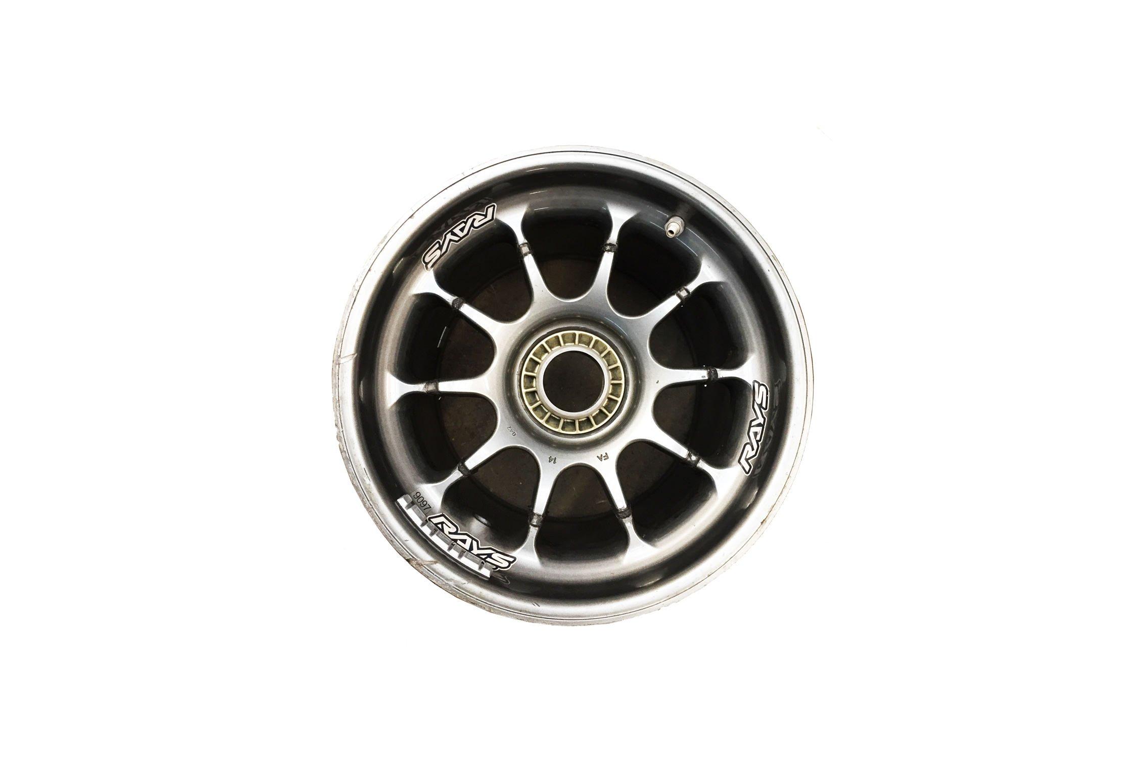 Williams F1 Rays Magnesium Wheel