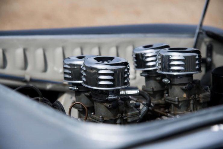 Cunningham C3 V8 Engine