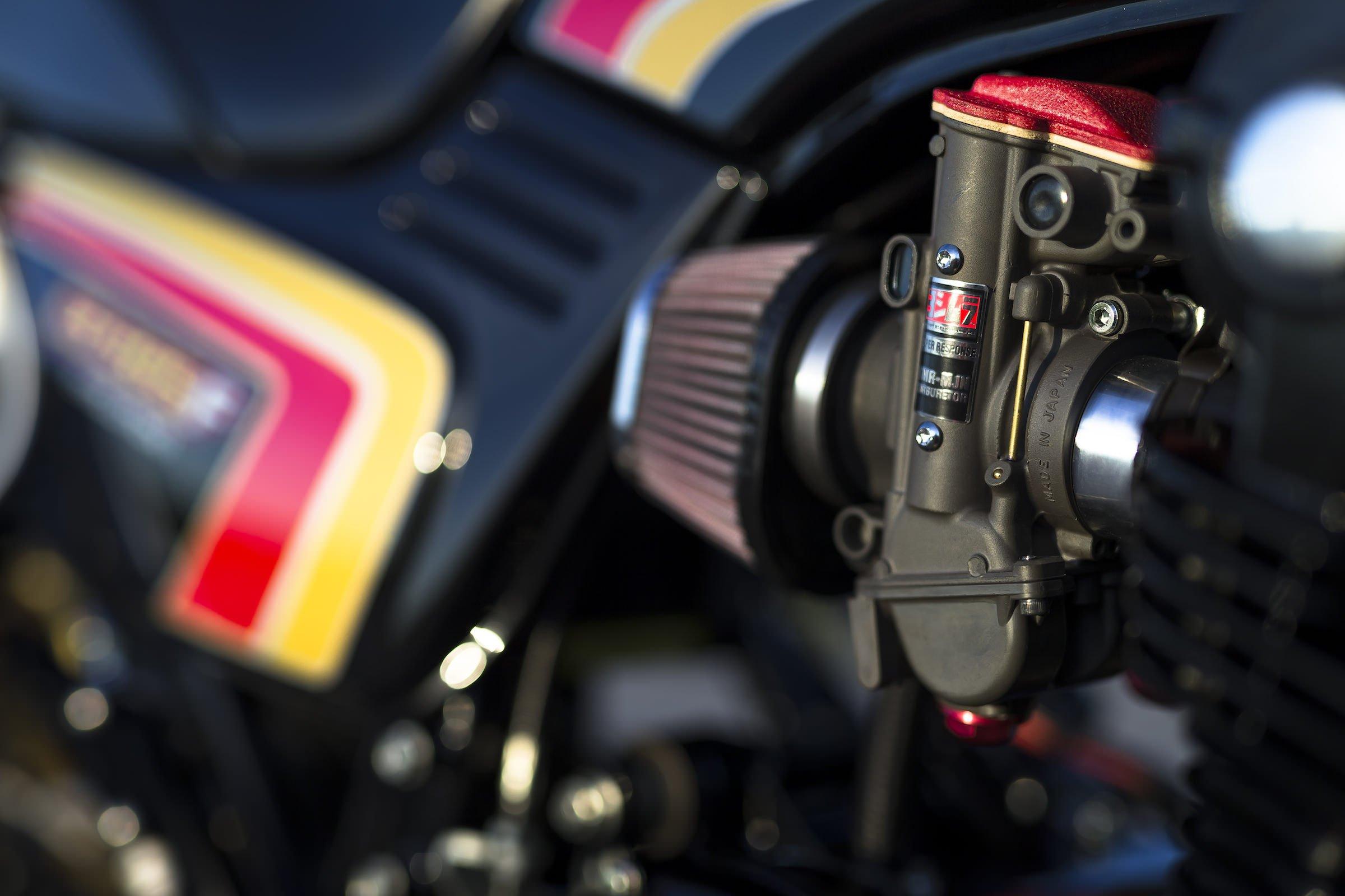 dB Customs Honda CB985F Evolution