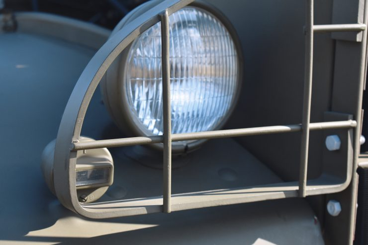 Dodge Command Car Headlight