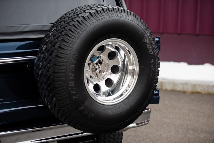 Ford Bronco Wheel
