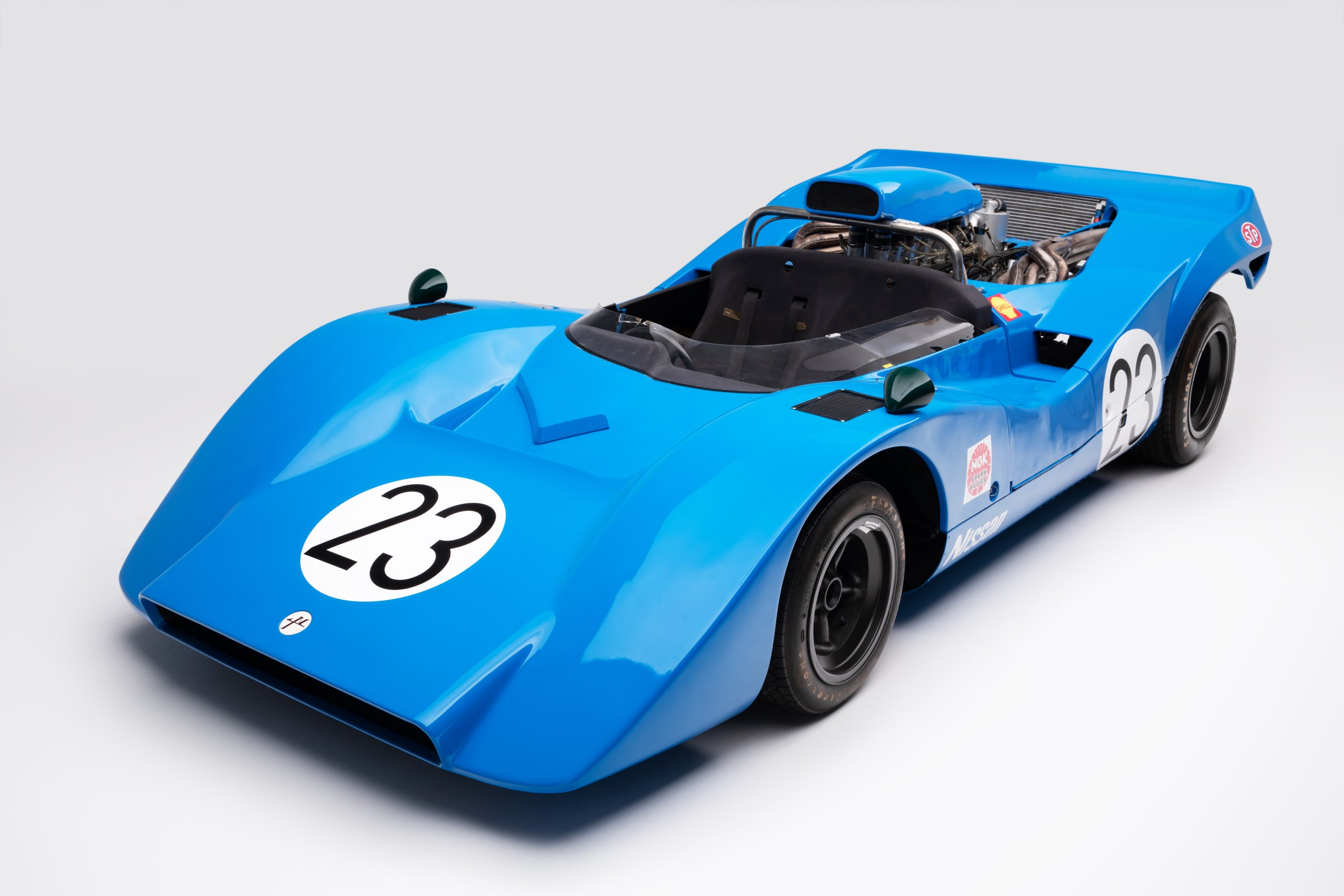 1969 Nissan R382 A Japanese 6 Litre V12 With 600 Hp