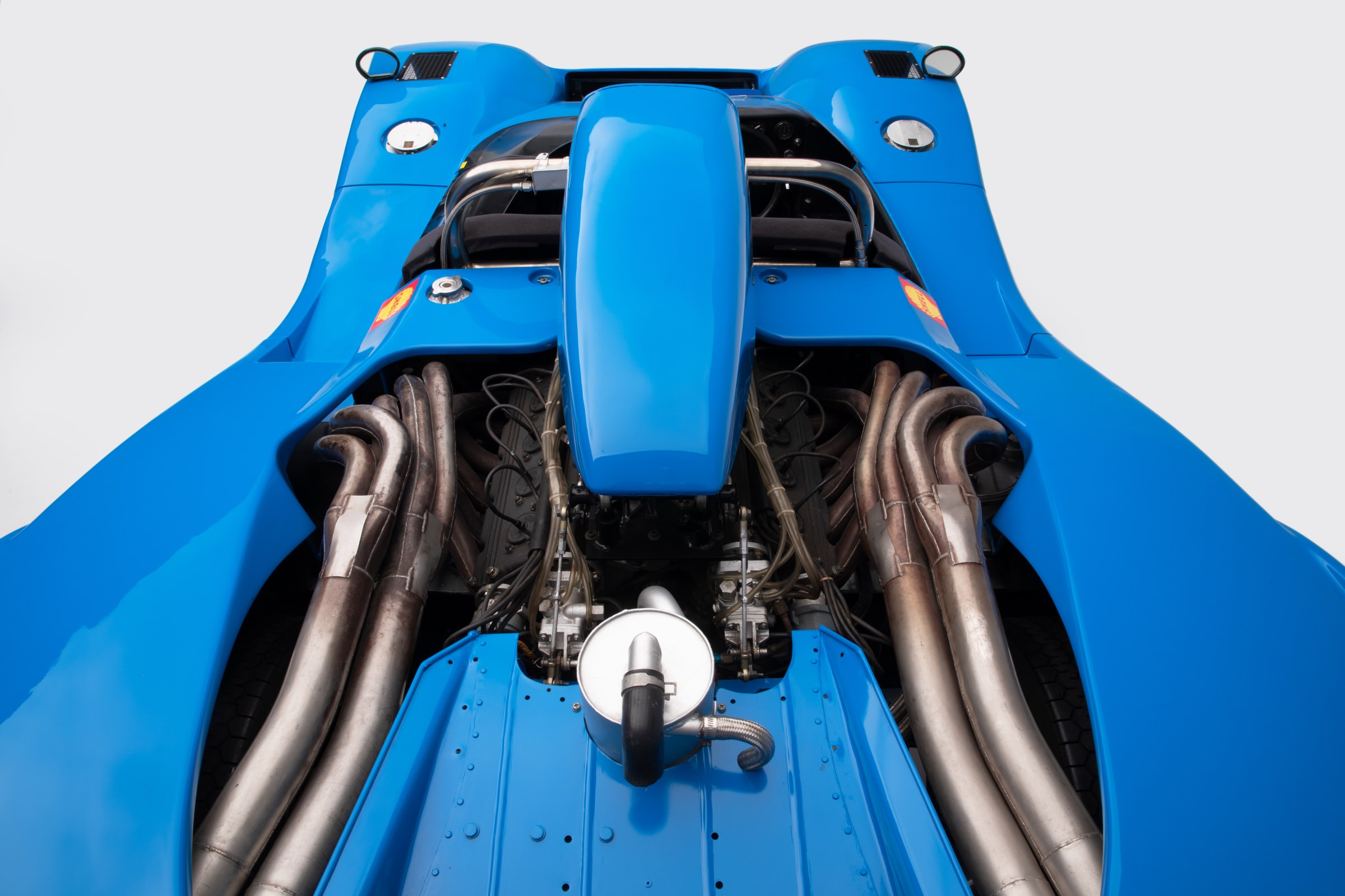 Nissan R382 V12 Exhaust
