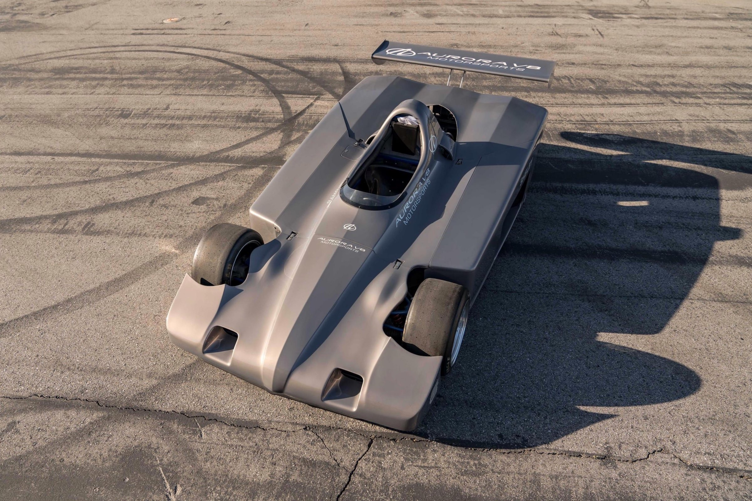 Shelby Aurora V8 CAN-AM