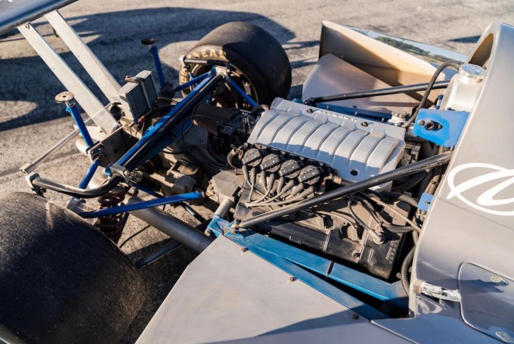 Shelby CAN-AM Aurora V8 Engine