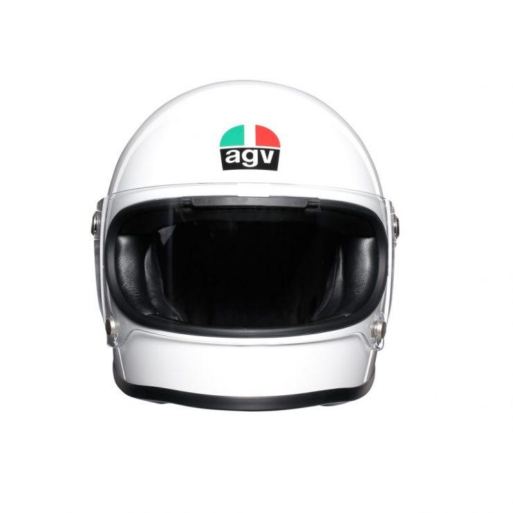 AGV X3000 Gloria Helmet Front