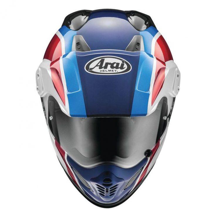 Arai XD-4 Africa Twin Helmet Front