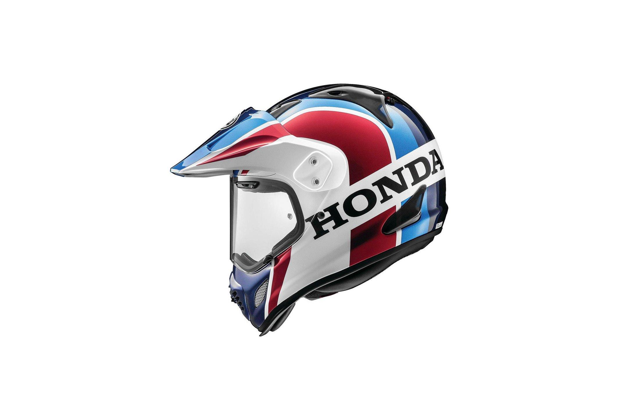 Arai XD-4 Africa Twin Helmet