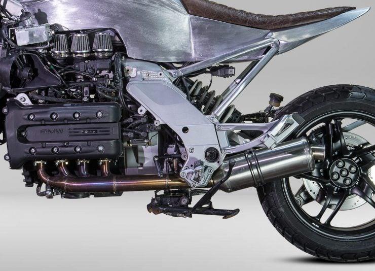 BMW K1200RS Engine Intake