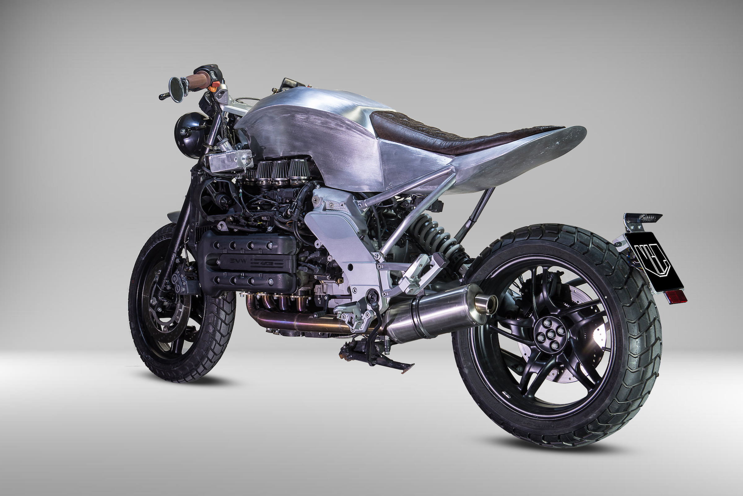 The Metalbike Garage Custom BMW K1200RS