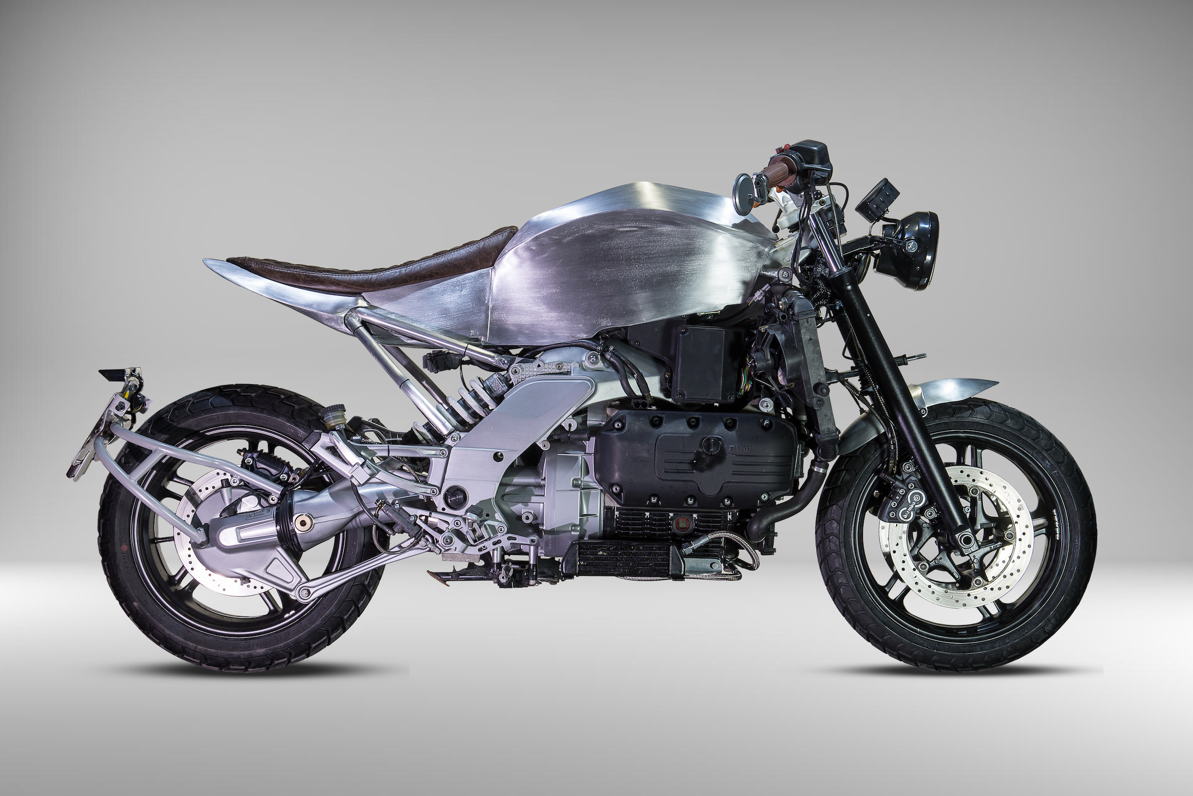 The Metalbike Garage Custom Bmw K1200rs