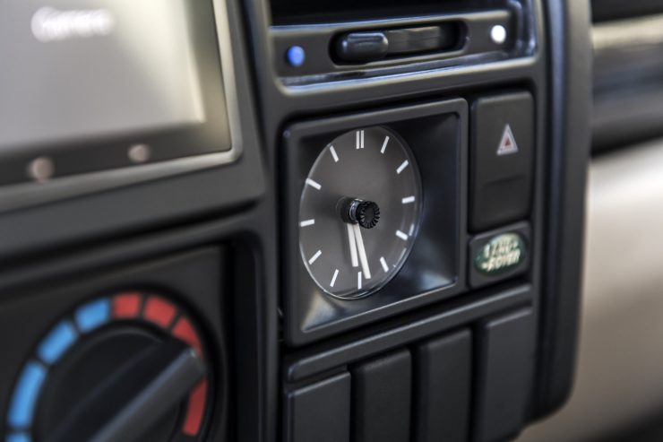 Custom Luxury Range Rover Interior 8
