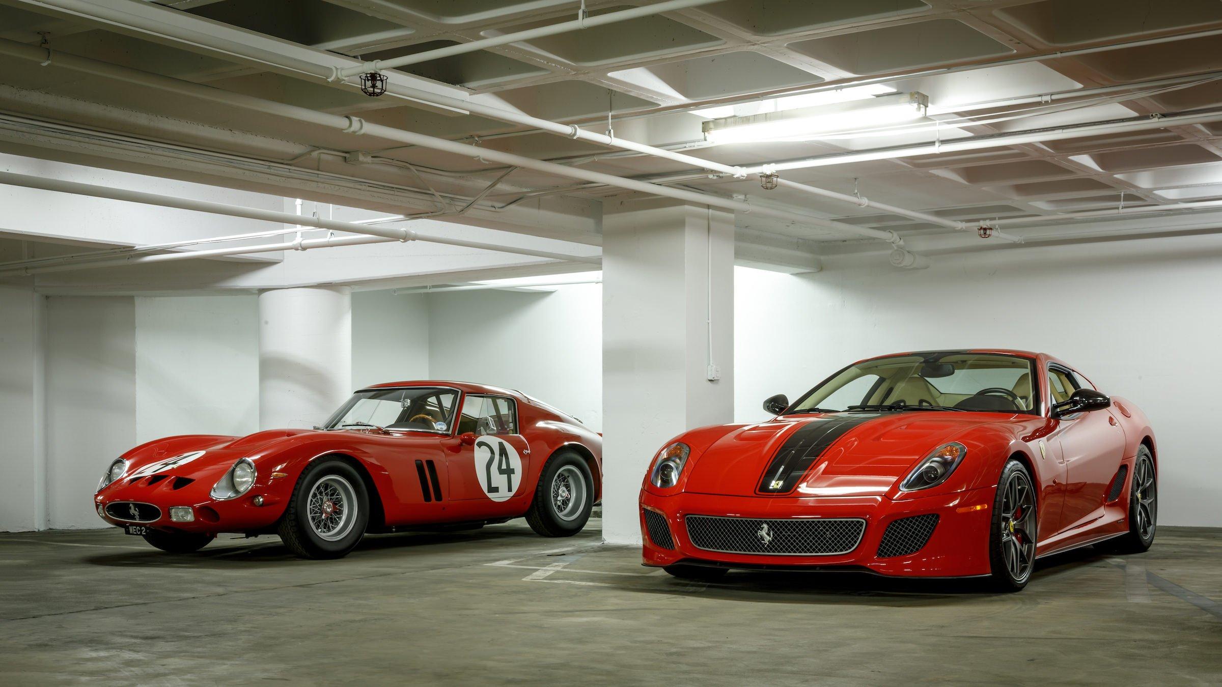 The 70 Million Dollar Ferrari 250 Gto In The Vault