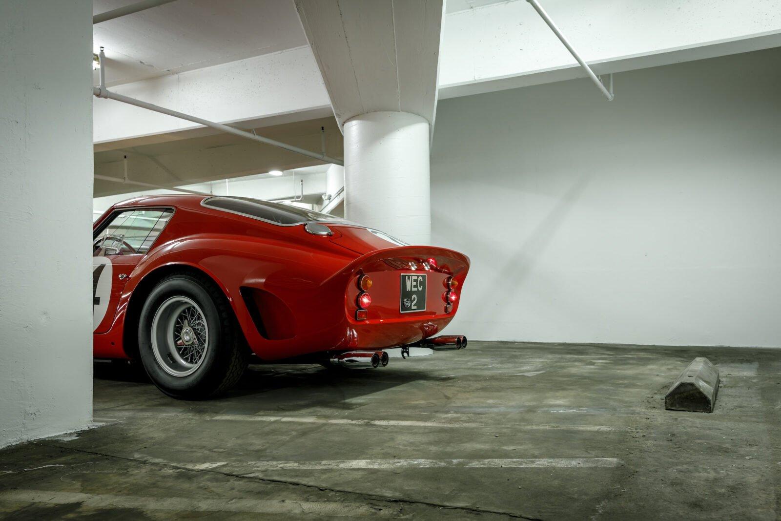 The $70 Million Dollar Ferrari 250 GTO In The Vault