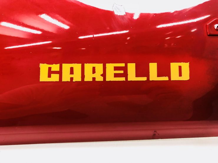 Carello Logo