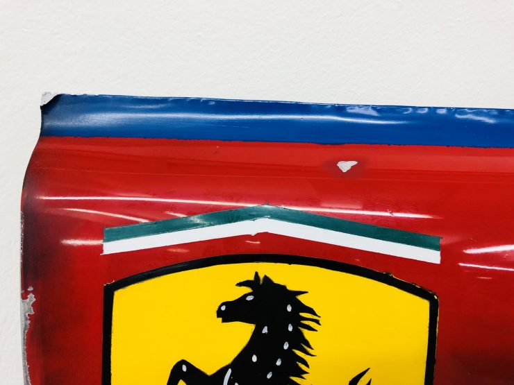Ferrari 250 GTO Body Panel Art