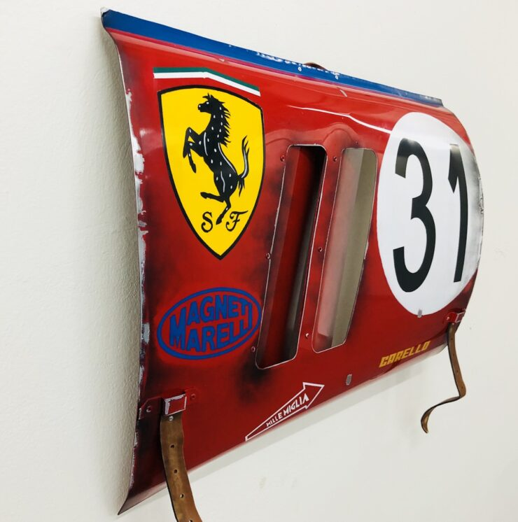 Ferrari 250 GTO Body Panel Art