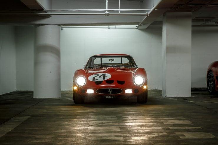 Ferrari 250 GTO Front Main