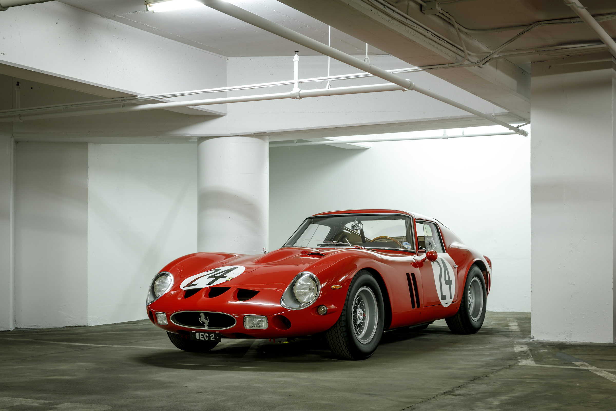 The 70 Million Dollar Ferrari 250 Gto In The Vault