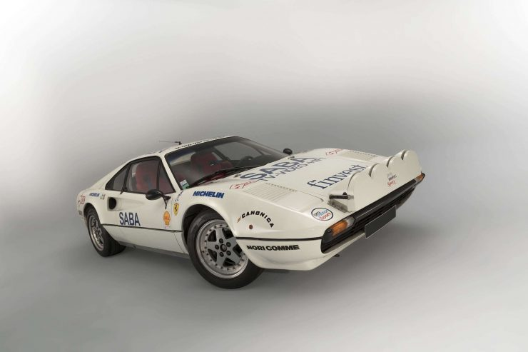 Ferrari 308 GTB Group B Michelotto