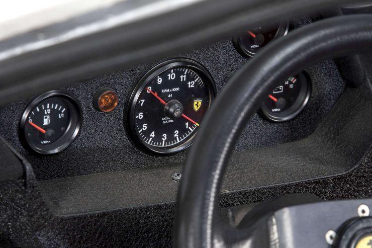 Ferrari 308 GTB Dashboard