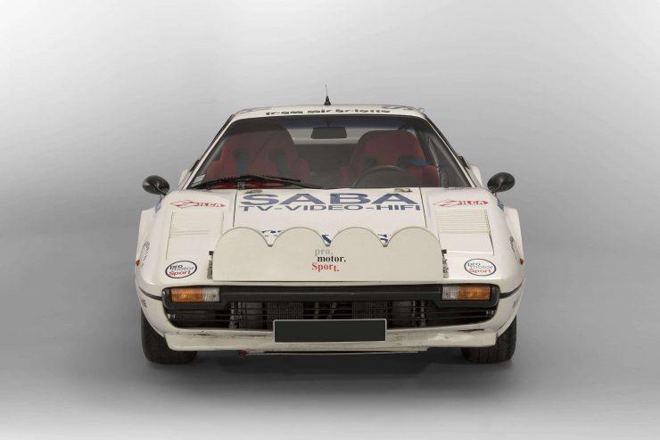 Ferrari 308 GTB Front 2
