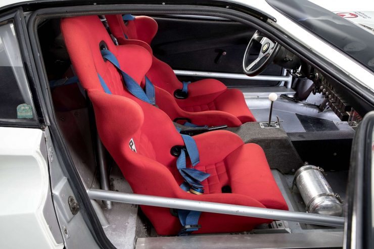 Ferrari 308 GTB Interior