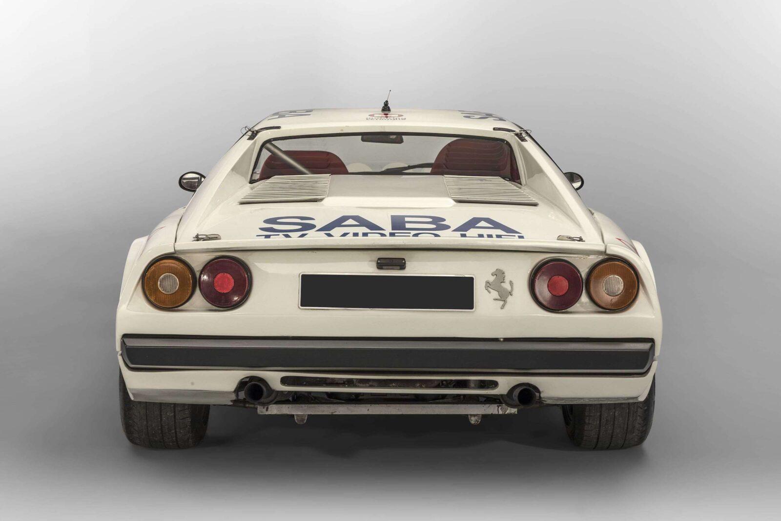 Ferrari 308 GTB Rear
