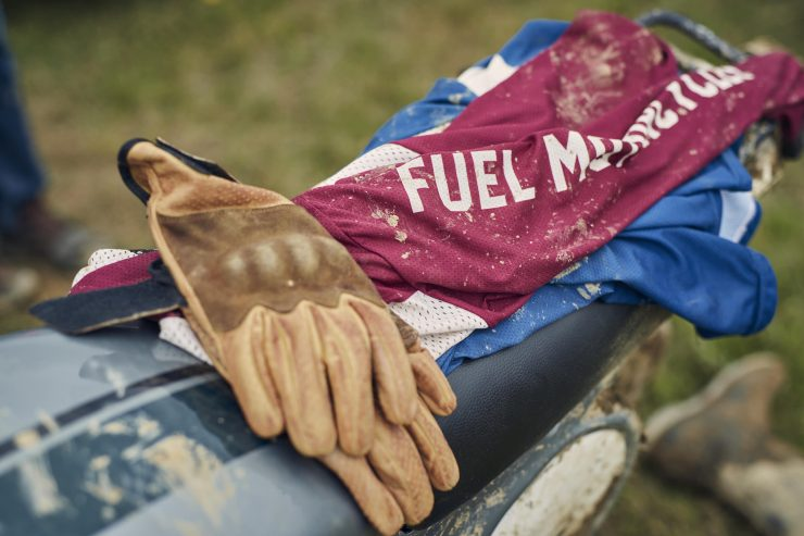 Fuel Motorcycles Rodeo Gloves
