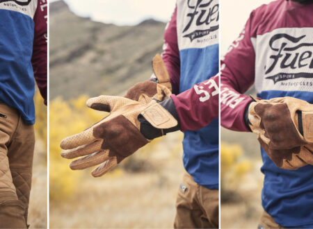 Fuel Motorcycles Rodeo Gloves Main