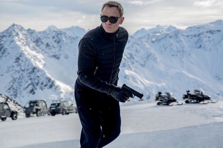 "James Bond 740x494 - The James Bond ""Spectre"" Land Rover Defender SVX"