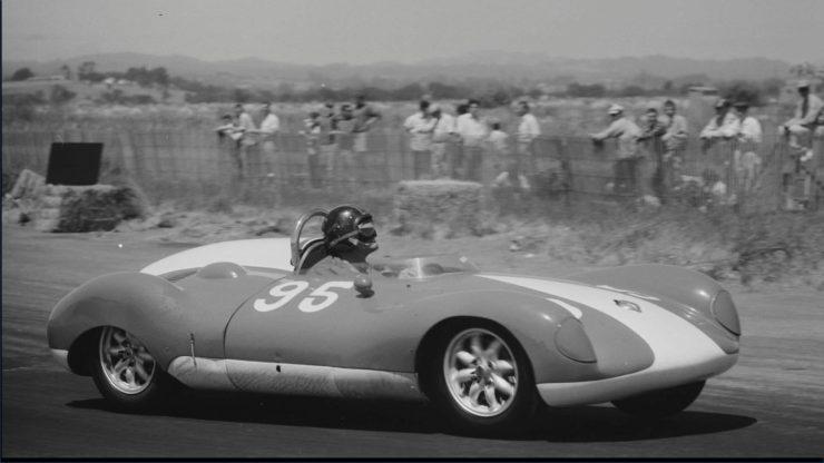 Ken Miles Pooper Car