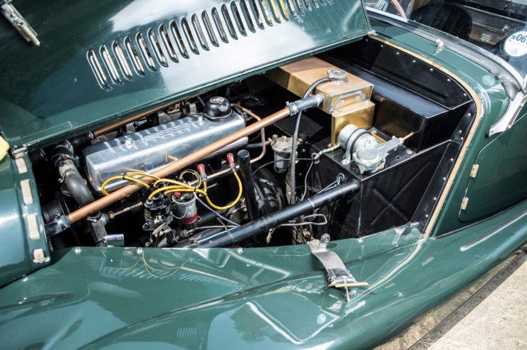 Morgan Plus 4 Engine