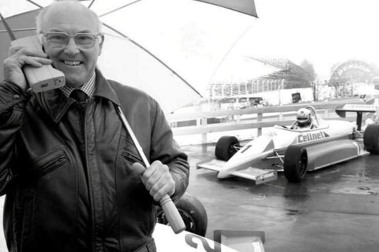 Murray Walker Formula 1