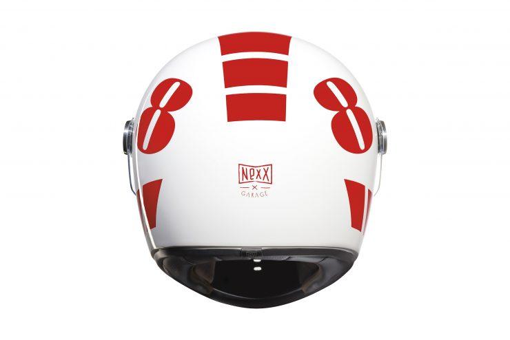 Nexx XG100 Racer Billy B Helmet 2