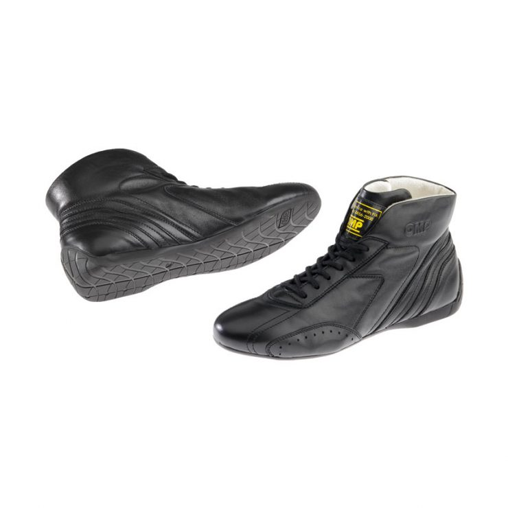 OMP Carrera Low Race Boots