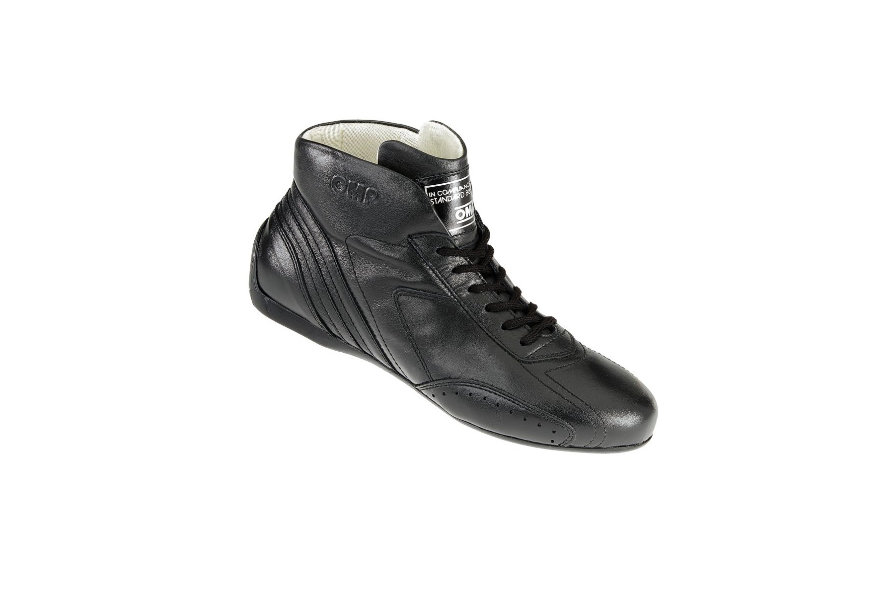OMP Carrera Low Race Boots Front