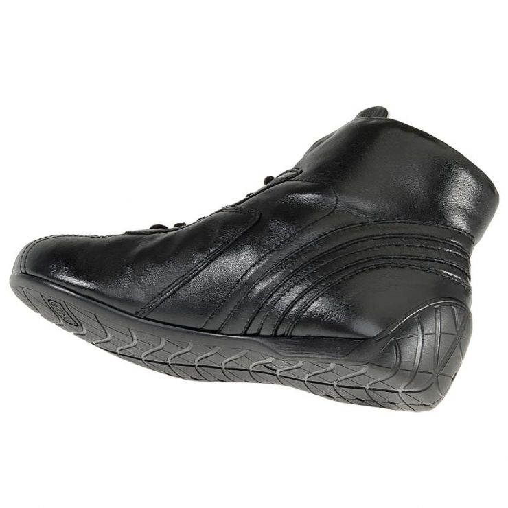 OMP Carrera Low Race Boots Side