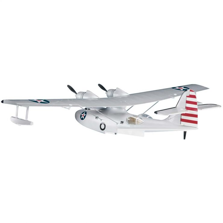 Remote Controlled Kit-Built PBY Catalina Seaplane 1