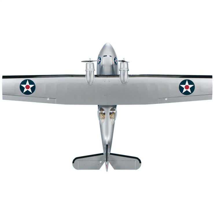 Remote Controlled Kit-Built PBY Catalina Seaplane 2