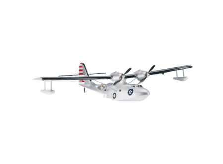 Remote Controlled Kit-Built PBY Catalina Seaplane